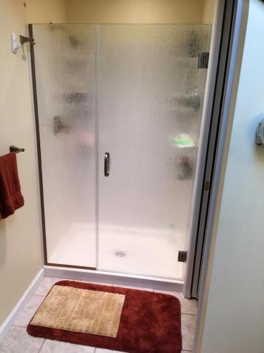 Rain glass Door and panel