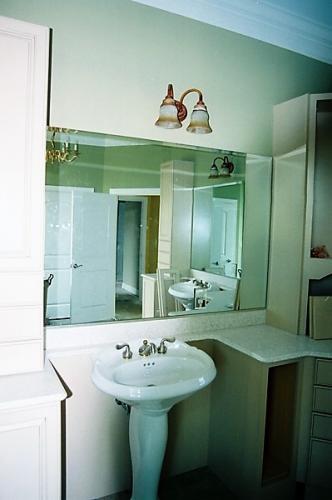 bevled mirror
