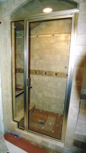 door and panel